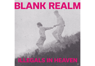 Blank Realm - Illegals In Heaven - (CD)
