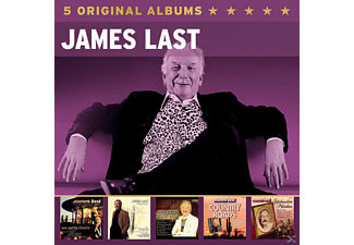 James Last - James Last - 5 Original Albums - (CD)