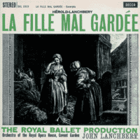 Orchestra Of The Royal Opera House - La Fille Mal Gardee (Ltd. Vinyl. Edt.) [Vinyl]