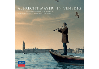 Albrecht Mayer - In Venedig - (CD)