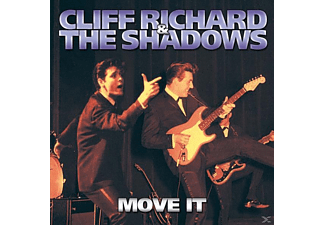 Cliff Richard and The Shadows - Move It - (CD)