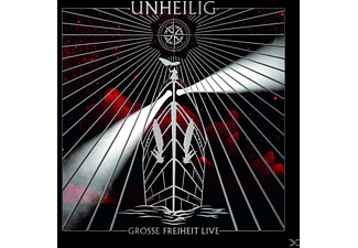 Unheilig - GROSSE FREIHEIT LIVE (SPECIAL EDITION) - (CD)