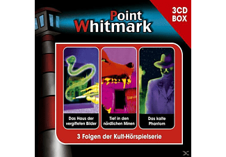 VARIOUS, Point Whitmark - Point Whitmark-3-Cd Hörspielbox Vol.2 - (CD)