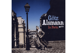 Götz Alsmann - IN PARIS - (CD)
