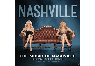VARIOUS - The Music Of Nashville Vol.2 - (CD)