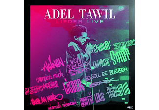 Adel Tawil - Lieder-Live - (CD)