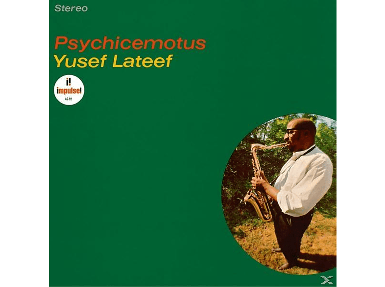 Yusef Lateef - Psychicemotus (Back To Black Ltd.Ed.+Dl-Code) [Vinyl]