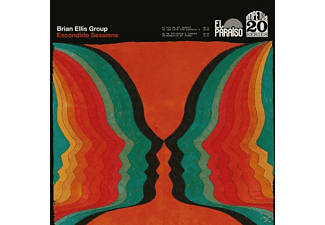 Brian Ellis Group - Escondido Sessions - (CD)