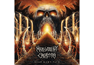 Malevolent Creation - Dead Man's Path - (CD)