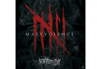 New Years Day - Malevolence - (CD)