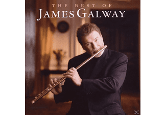 James Galway, Galway,James/National Philh.Orch./Gerhardt,Ch. - The Best Of James Galway [CD]