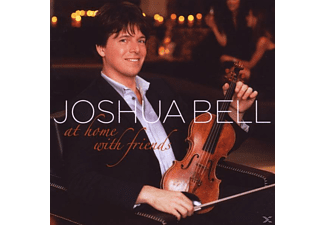 Joshua Bell - At Home with Friends (CD)