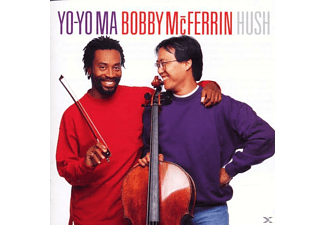 Yo-yo & Bobby Mcferrin Ma - Hush - (CD)