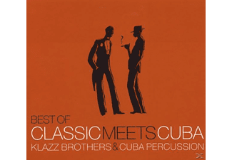 Klazz Brothers - Best Of Classic Meets Cuba - (CD)