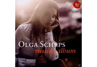 Olga Scheps - Russian Album - (CD)