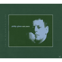 Philip Glass - Solo Piano [CD]