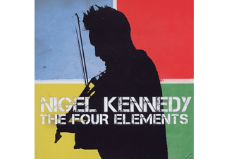 Nigel Kennedy, Orchestra Of Life - The Four Elements - (CD)