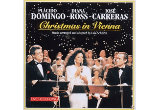Domingo,P./Carreras,J./Ross,D./+ - Christmas In Vienna 1 - (CD)