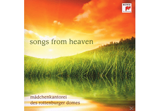 Mädchenkantorei Des Rottenburger Domes - Songs From Heaven - (CD)