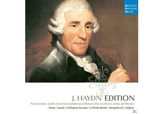 VARIOUS - Joseph Haydn Edition - (CD)