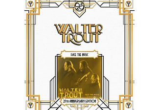 Walter Trout - Face The Music-25th Anniversary Series Lp 10 - (Vinyl)