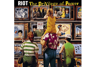 Riot - The Privilege Of Power - (Vinyl)
