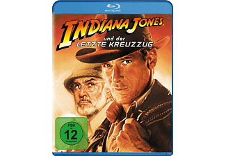 Indiana Jones 3 - Der letzte Kreuzzug (Action Line - Novobox) - (Blu-ray)