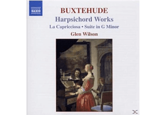 Glen Wilson - Buxtehude: Harpsichord Works - (CD)