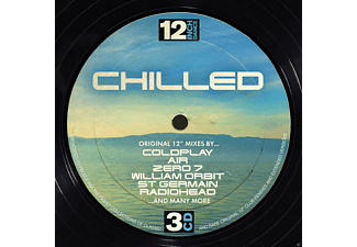 VARIOUS - 12 Inch Dance: Chilled - (CD)