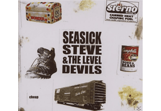 Seasick Steve - Cheap - (CD)