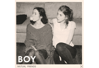 The Boy - Mutual Friends - (CD)