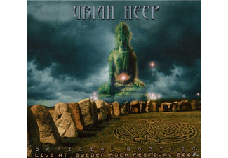 Uriah Heep - Live At Sweden Rock - (CD)