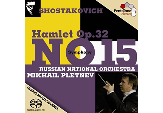 Russian National Orchestra - Sinfonie No. 15/Hamlet - (CD)