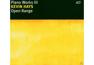 Kevin Hays - Open Range-Piano Works - (CD)
