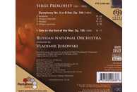 Russian National Orchestra - SYMPH. NR. 5 IN B FLAT/ODE TO THE END OF THE WAR [CD]