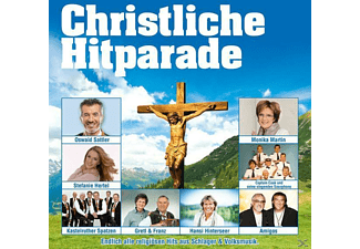 VARIOUS - Christliche Hitparade - (CD)