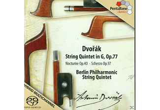 Berlin Philharmonic String Quintet - String Quintet in G, Op.77 - (CD)