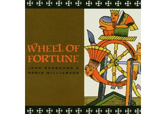 Robin Williamson - Wheel Of Fortune - (CD)