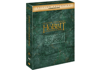 The Hobbit - La Desolación de Smaug - Ed Extendida - Dvd