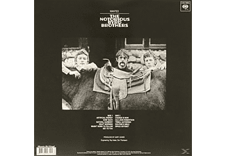 The Byrds - Notorious Byrd Brothers - (Vinyl)