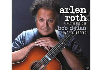 Arlen Roth - Plays The Music Of Bob Dylan: How D - (CD)
