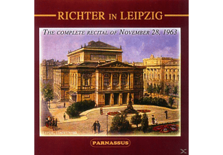 Sviatoslav Richter - Richter In Leipzig - (CD)