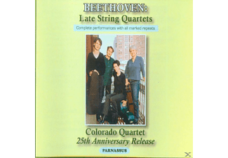 Colorado Quartet - Late String Quartets - (CD)