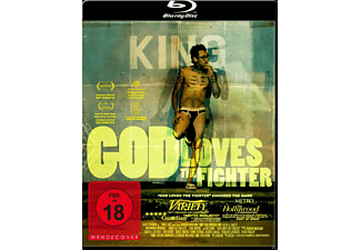 God Loves the Fighter - (Blu-ray)