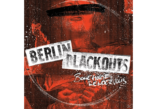 Berlin Blackouts - Bonehouse Rendezvous - (CD)
