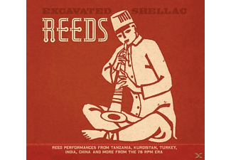 VARIOUS - Excavated Shellac: Reeds - (CD)