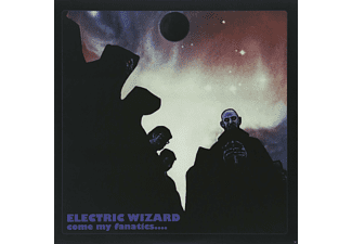 Electric Wizard - Come My Fanatics 2XLP - (Vinyl)