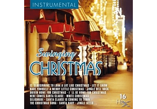 Various - Swing Xmas-Instrumental - (CD)