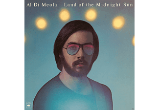 Al Di Meola - LAND OF THE MIDNIGHT SUN - (Vinyl)