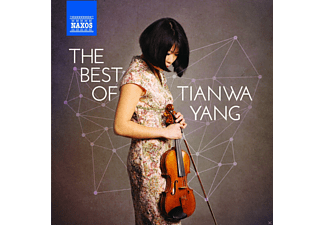Tianwa Yang - The Best Of Tianwa Yang [CD]